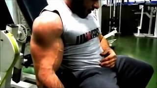 LORENZO BECKER - Biggest Teen Bodybuilder in History