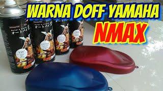WARNA DOFF YAMAHA NMAX SAMURAI PAINT !!! thumbnail