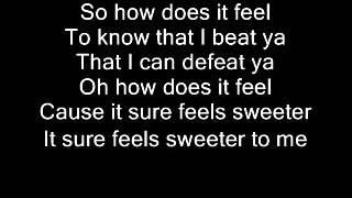 Christina Aguilera- Army of Me (Lyrics)