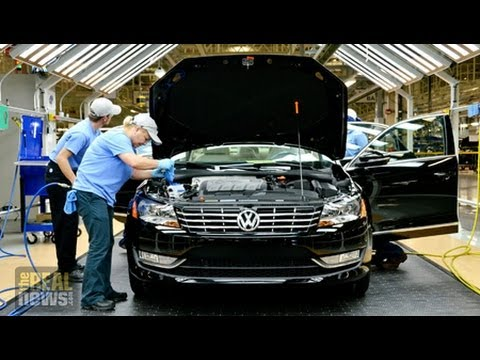 """UAW Effort to Organize Tennessee VW Plant """"Fatally Flawed"""" From The Outset"""