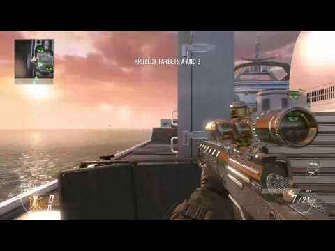 BoS Moonraker - Black Ops II Game Clip