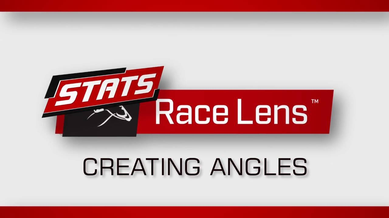 Stats Race Lens Tutorial Creating Angles Youtube