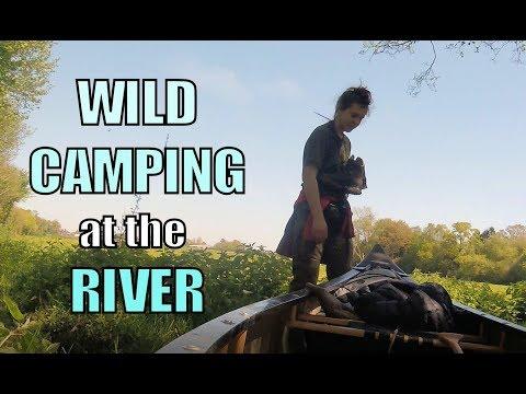Wild River Camping Kayak Trip