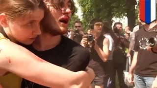 Anti-gay violence in Russia documented in video