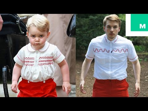 Will Royal Baby Style Make You More Noticeable?