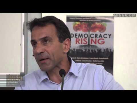 Lapavitsas: La salida del Euro como única estrategia para la gente de Grecia. Subt [ESP], [Eng]]