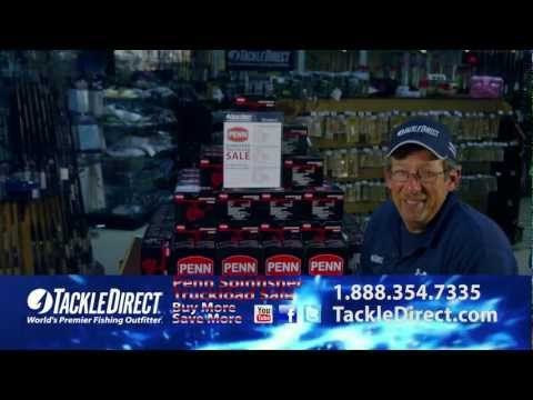 Penn Spinfisher Truckload Sale At TackleDirect