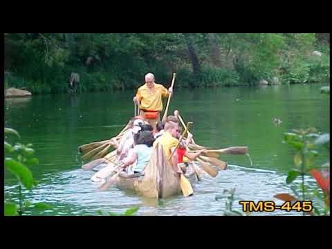 Youtube Davy Crockett's Explorer Canoes