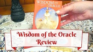052 Wisdom of the Oracle by Colette Baron-Reid Deck Review