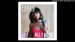 Foxes - Wicked Love (Official Lyrics Below)