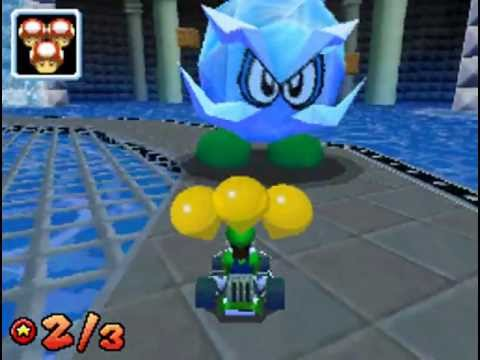 mario kart ds level 6 missions youtube. Black Bedroom Furniture Sets. Home Design Ideas