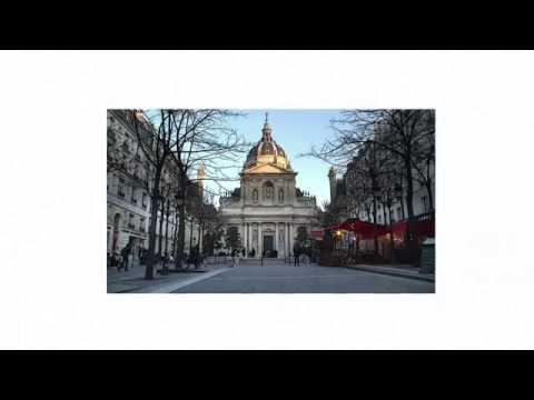 Présentation MOOCs à Paris Sorbonne