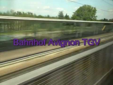 TGV Paris Marseille en 2 heures 50 minutes