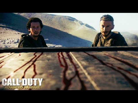 Call Of Duty: Advanced Warfare THE END!!! - PART 6 Walkthrough Advanced Warfare - THE END Campaign