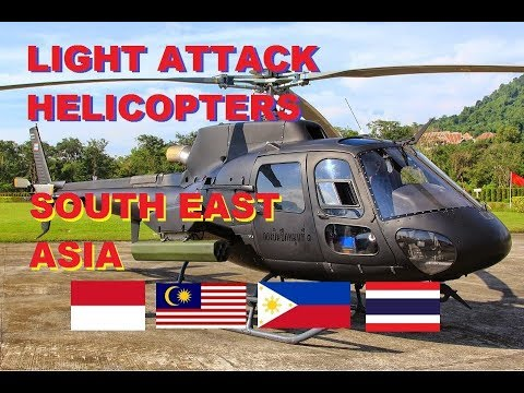 Light Attack Helicopters of South East Asia (ASEAN) Countries