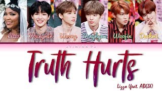 Lizzo - 'Truth Hurts (feat. AB6IX)' Lyrics (Color Coded_Han_Rom_Eng)