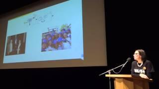 Elvira Lopes | Vidas Ubuntu Porto 2015
