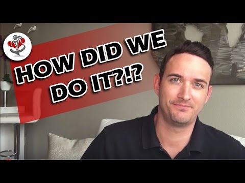 100% Mortgage Free and Debt Free In Less Than 6 Years! How Did We Do It?