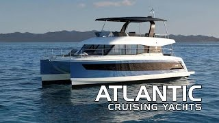 Introduction New MY44 Catamaran, Motor Yacht From Fountaine Pajot