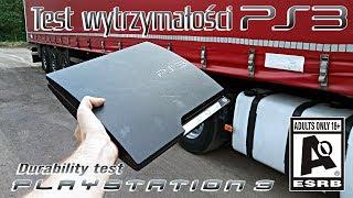 fd4457b37dbcb9 Test wytrzymałości PS3 | KrychuTIR™