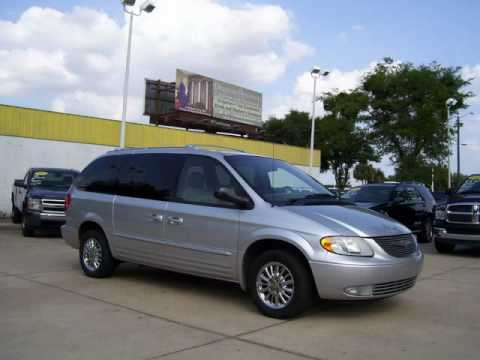 7995 2001 chrysler town country limited in ocala at prestige auto sales 352 694 1234 youtube. Black Bedroom Furniture Sets. Home Design Ideas