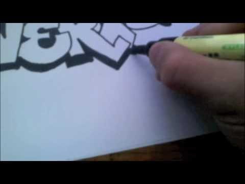Simple Graffiti