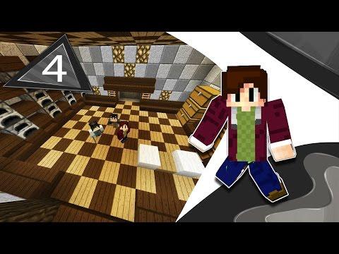 Minecraft Indonesia : Var SMP #4 - TEMPAT MINING PALING MEWAH !