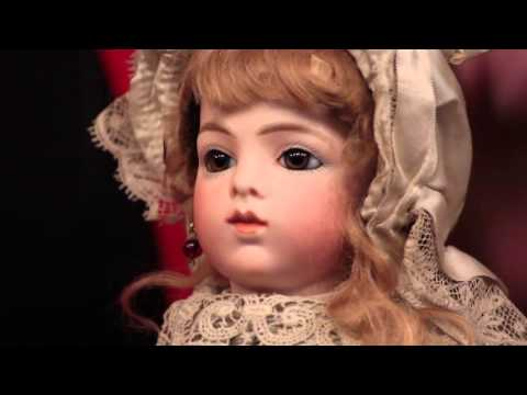 Sanctuary Part 1 - A Collection of Antique Dolls For Auction in Naples