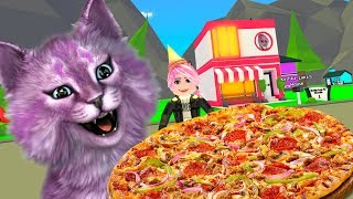 МОЯ ПИЦЦЕРИЯ В АДОПТ МИ В РОБЛОКС! ADOPT ME OWN A PIZZA SHOP ROBLOX