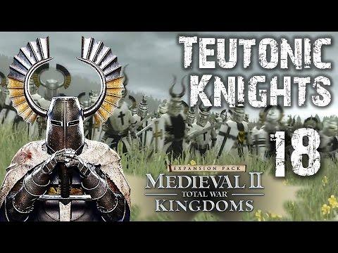 Lets play MTW2 (German HD 60FPS Sehr Schwer): Deutscher Orden #18