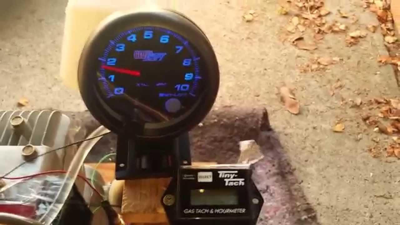 Honda Wiring Diagram Glowshift Amp Tiny Tach 1 Cylinder Tachometer Testing