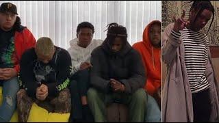 Baixar RECAYD MOB se pronuncia oficialmente sobre confusão com KLYN (VÍDEO COMPLETO)