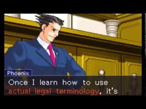 Actual Legal Terminology