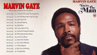 Marvin Gaye Greatest Hits - Best Songs Of Marvin Gaye - Marvin Gaye Top Hits 2020