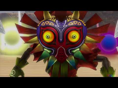 Hyrule Warriors (Switch) - How To Unlock Skull Kid (Guide & Walkthrough)
