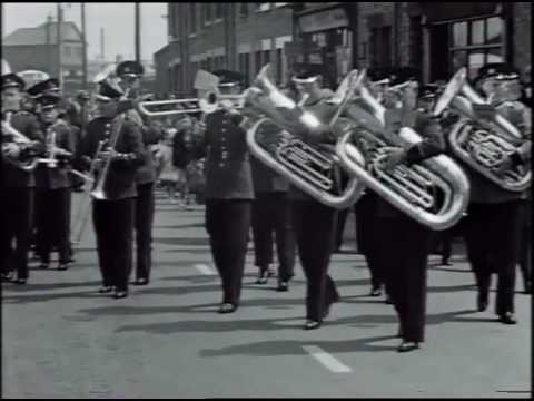 1950s archive footage filmed by Bloemfontein School, Craghead