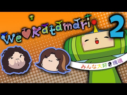 We Love Katamari: Cream of the Crop - PART 2 - Game Grumps poster