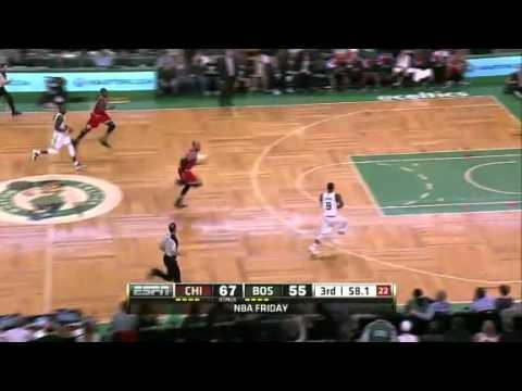 NBA Chicago Bulls Vs Boston Celtics Recap 01/13/2012