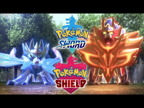 Pokemon Sword And Shield - All New Pokemon And Gameplay Revealed - Pokemon Direct