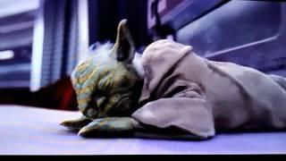 スター・ウォーズ エピソード3 シスの復讐 ヨーダのモノマネ、吹き替え...