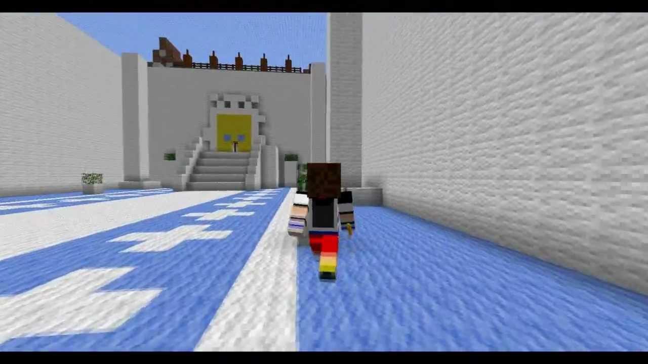 Minecraft Kingdom Hearts : Castle Oblivion - YouTube
