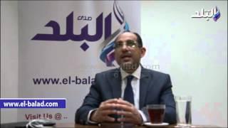 بالفيديو والصور.. خالد عبد الجليل: 'حلاوة روح' سبب إعادة هيكلة الرقابة على المصنفات الفنية