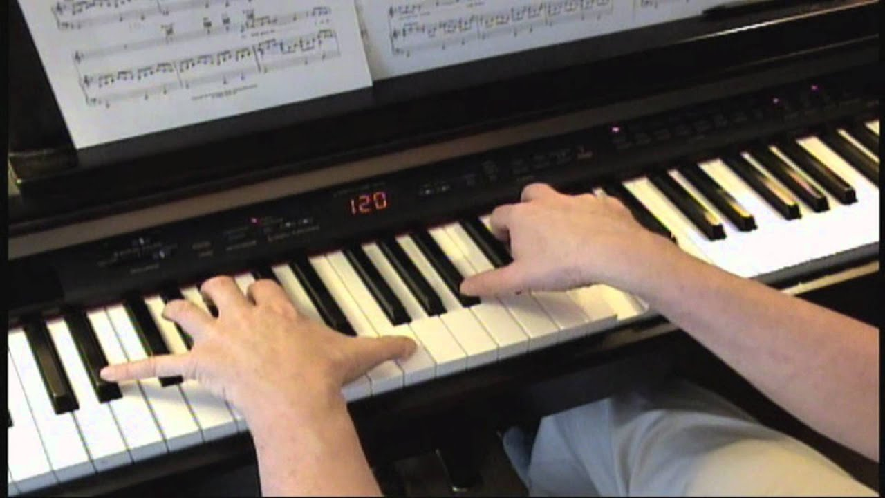 Colour My World - Chicago - Piano - YouTube