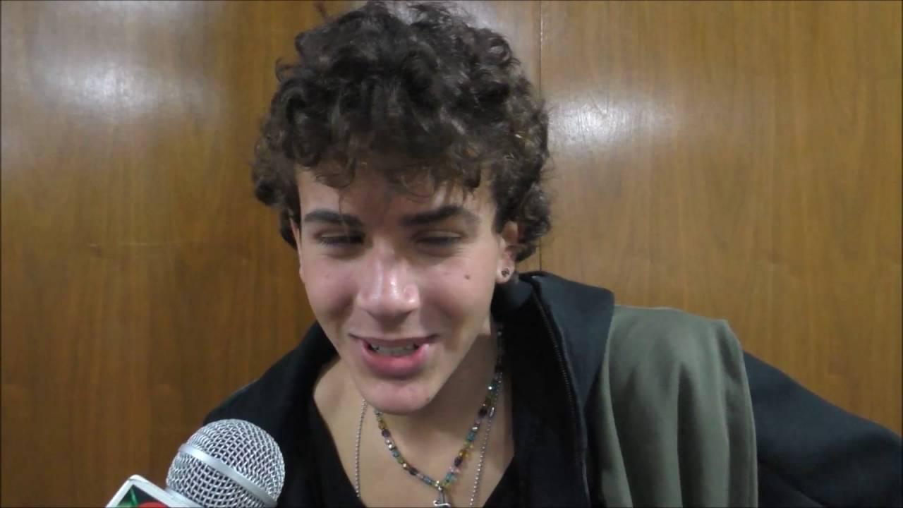 Braccialetti Rossi 3 videontervista a Mirko Trovato, leggi l\u0027articolo su  SpettacoloMania.it , YouTube