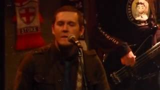 Brian Fallon & The Crowes - Red Lights - London - 16 November 2016