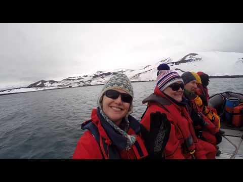Antarctica - Whaler's Bay Deception Island