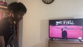 Phora - Stuck In My Ways Ft. 6Lack (Official Audio) REACTION