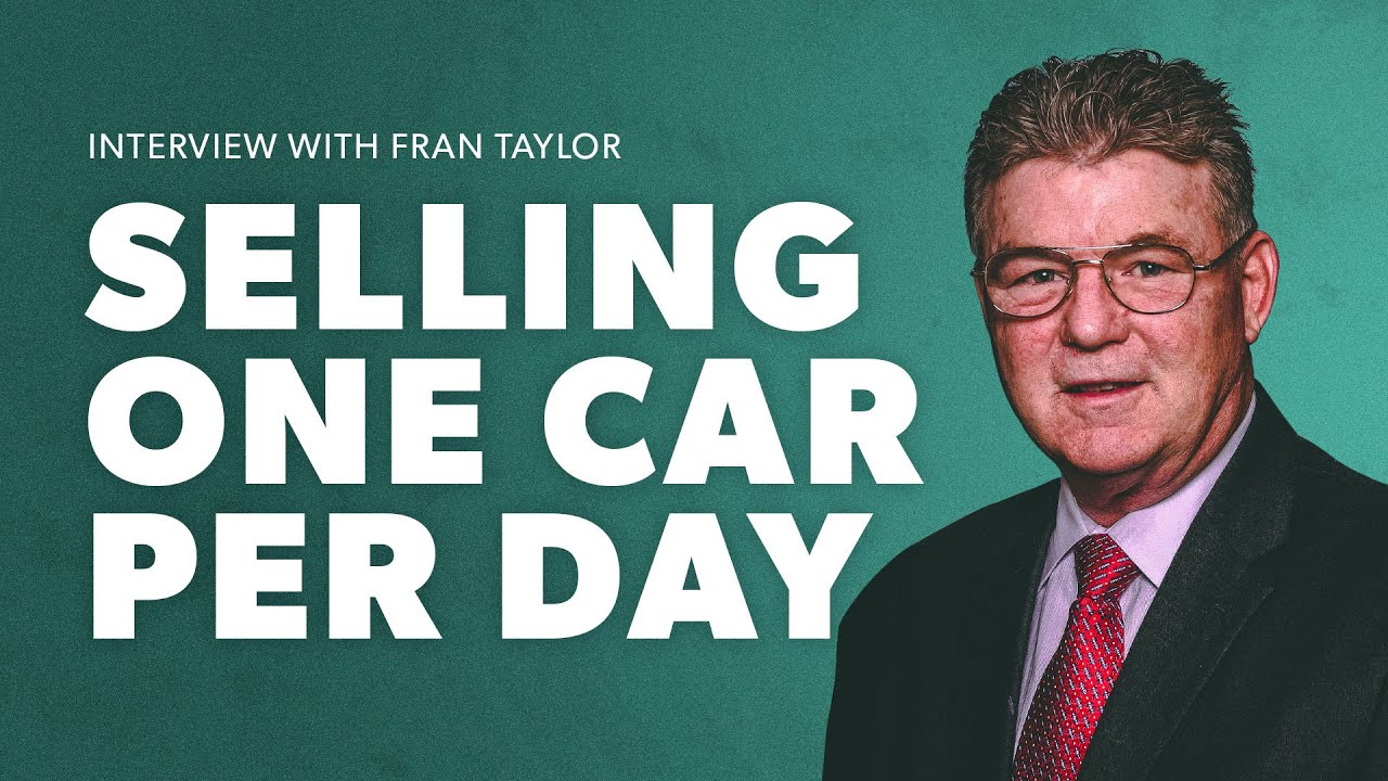 learn how to sell cars