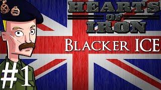 Hearts of Iron 3 | United Kingdom | Blacker ICE | Part 1