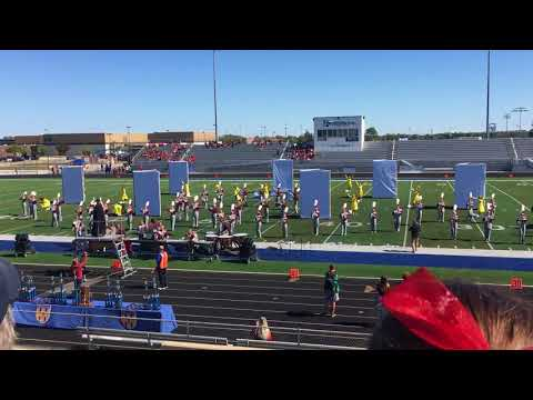 CLHS Marching Cadets @ Homestead 9/30/2017